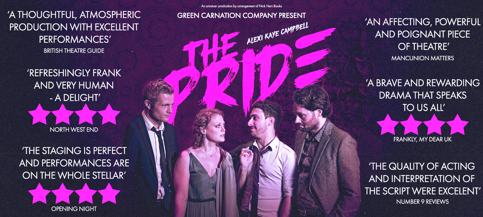 The Pride – Green Carnation Company